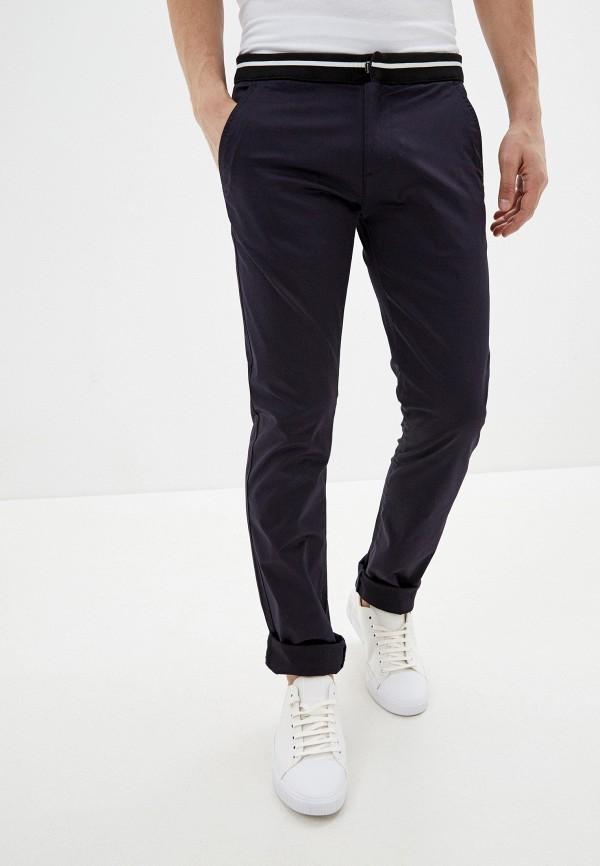 мужские брюки karl lagerfeld, синие