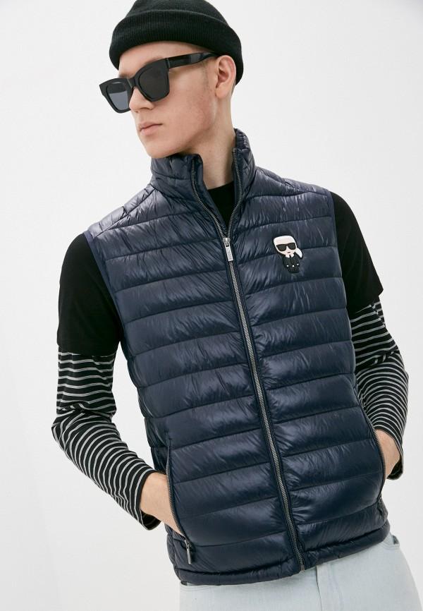 Жилет утепленный Karl Lagerfeld