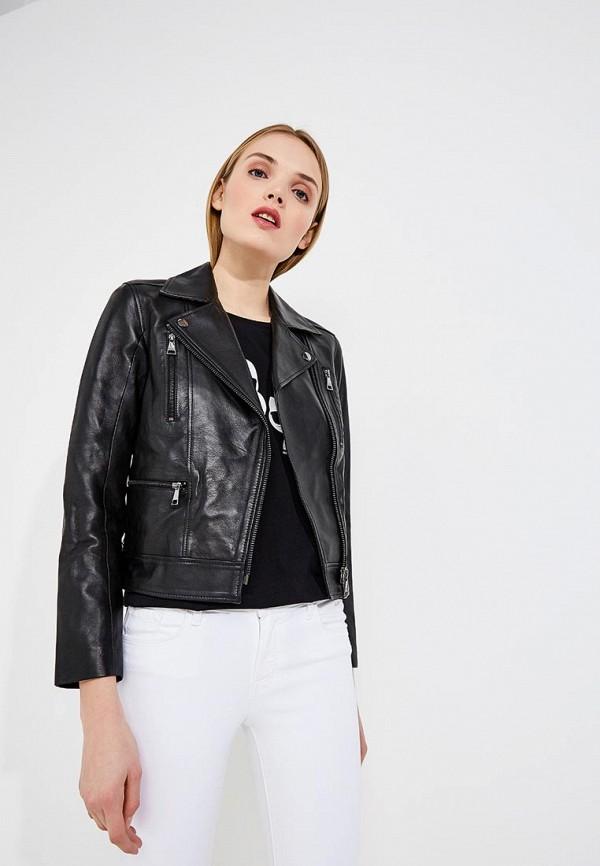 Куртка кожаная Karl Lagerfeld Karl Lagerfeld KA025EWAUOZ7 karl lagerfeld туфли