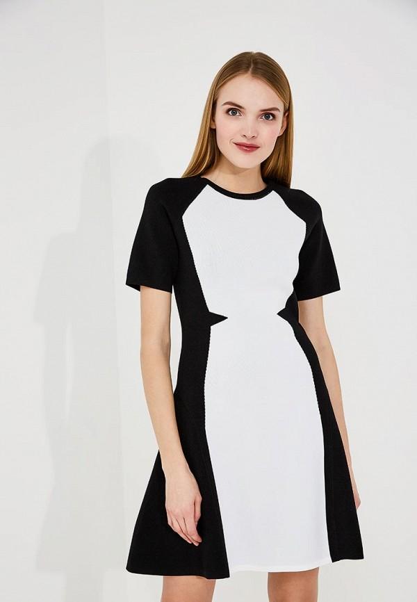 Платье Karl Lagerfeld Karl Lagerfeld KA025EWAUPK1 цена