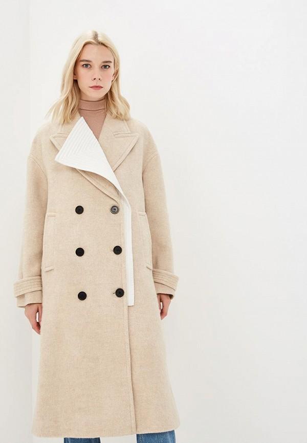 Пальто Karl Lagerfeld Karl Lagerfeld KA025EWBRNR2 karl lagerfeld короткий комбинезон
