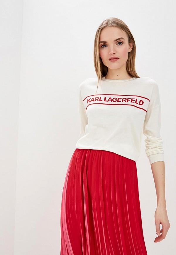 Джемпер Karl Lagerfeld Karl Lagerfeld KA025EWEGYI7 цена