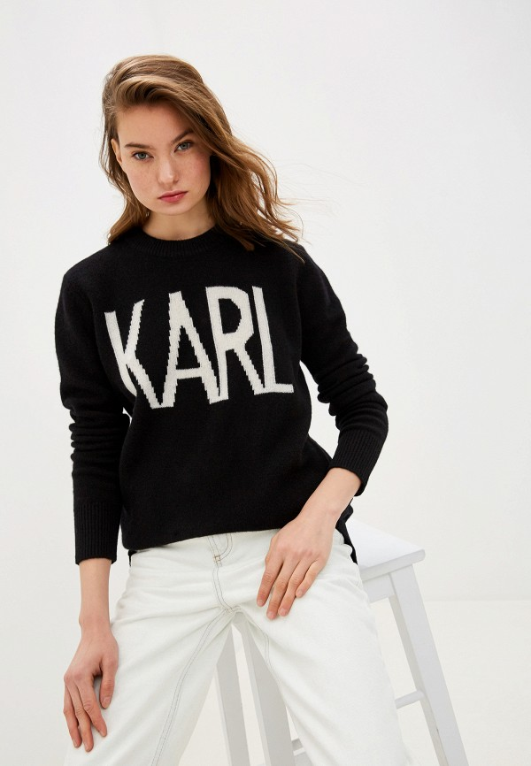 Джемпер Karl Lagerfeld Karl Lagerfeld KA025EWFRDP1 джемпер lagerfeld
