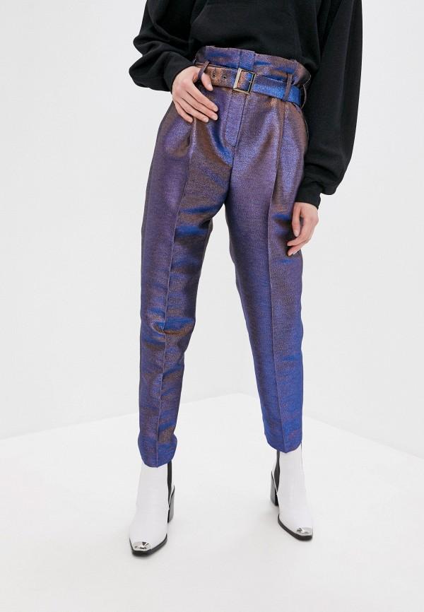 женские повседневные брюки karl lagerfeld, разноцветные