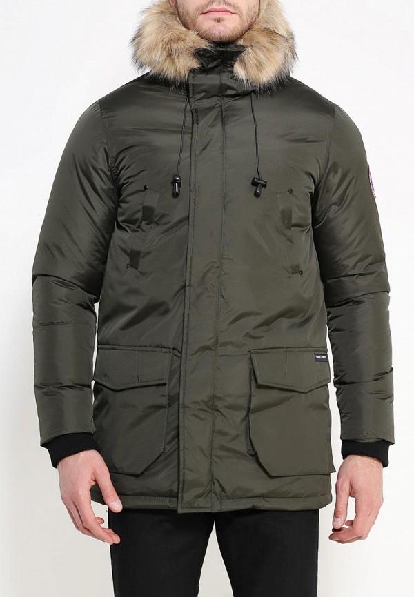 Куртка утепленная Kamora Kamora KA032EMNBD62 утепленная куртка с поясом
