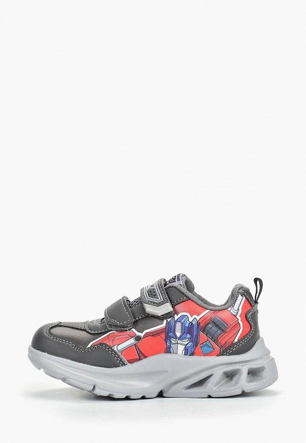 кроссовки kakadu для мальчика, серые