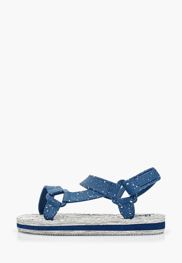 сандалии kakadu для мальчика, синие