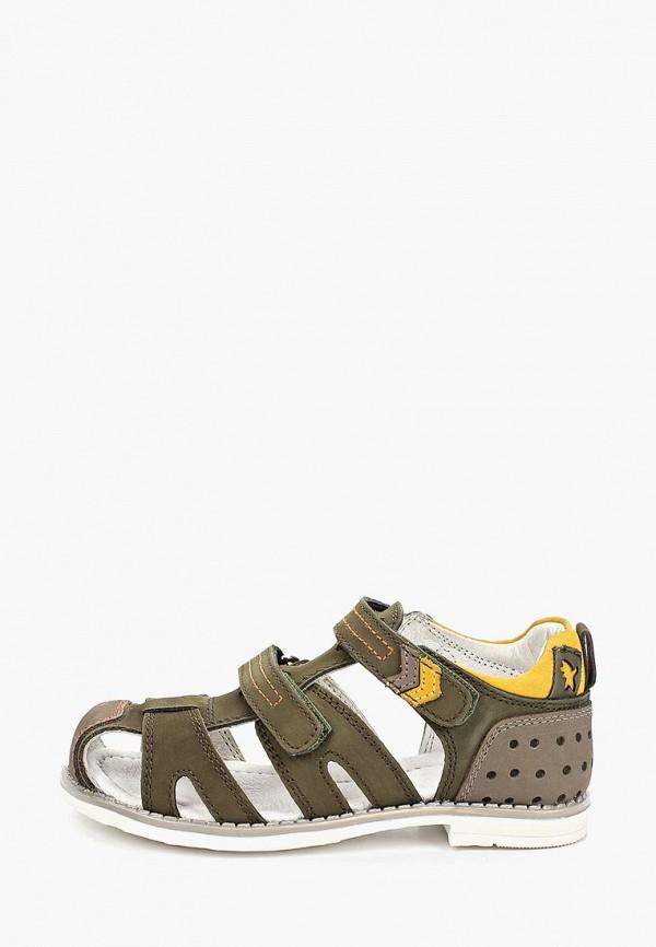 сандалии kakadu для мальчика, хаки
