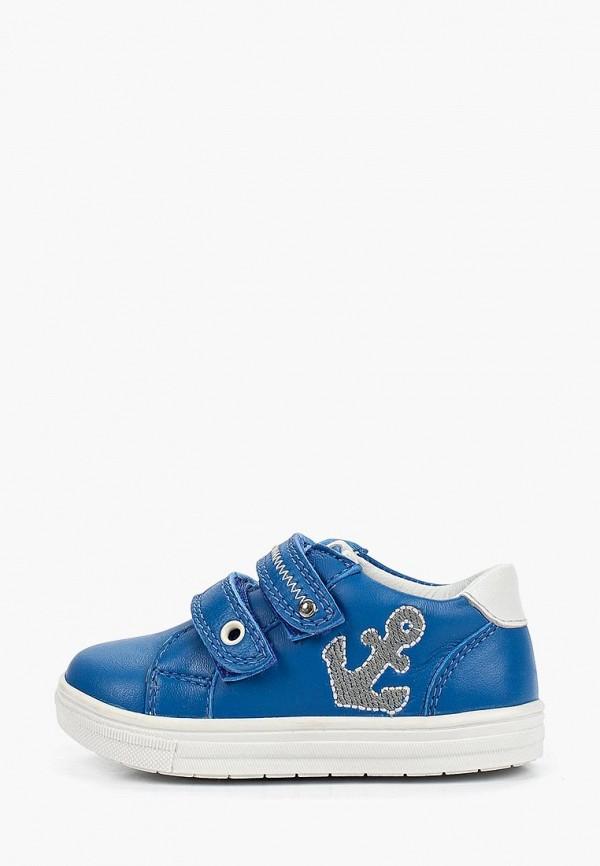 кеды kakadu для мальчика, синие