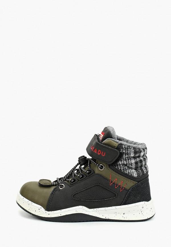 ботинки kakadu для мальчика, хаки