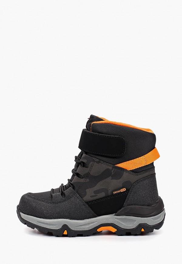 Фото - Ботинки Kakadu черного цвета