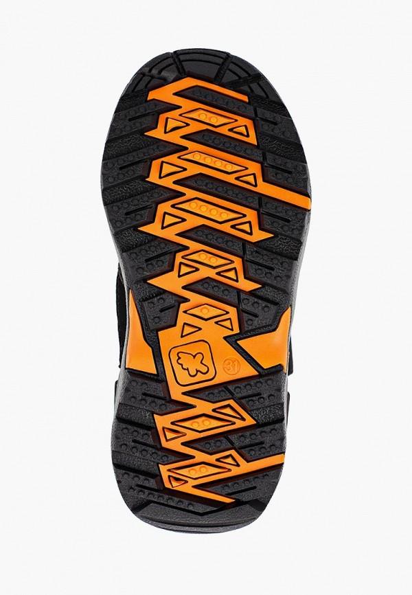 Фото 5 - Ботинки Kakadu черного цвета