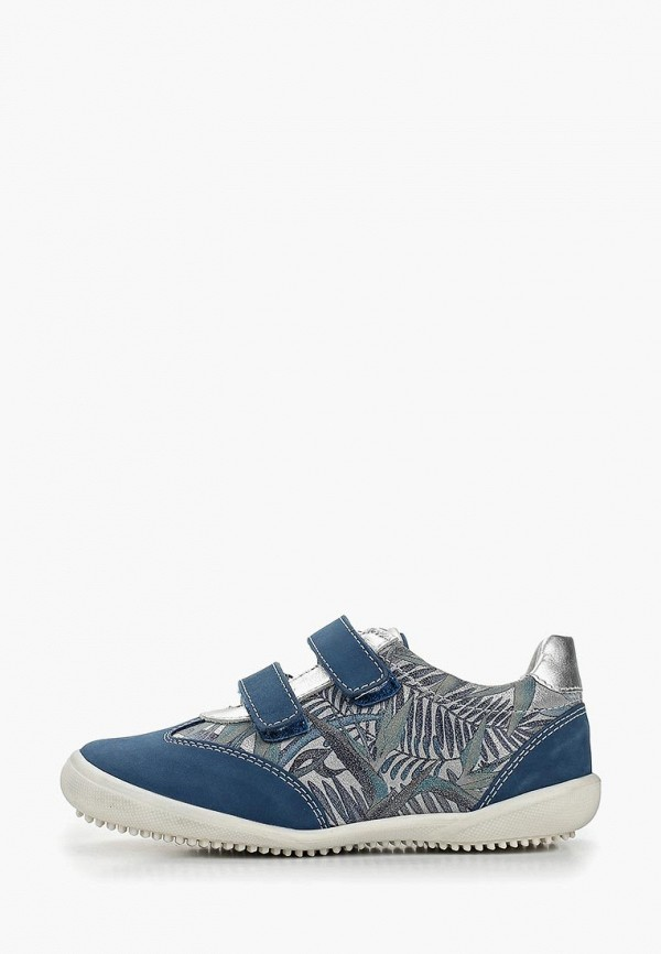кроссовки kakadu для девочки, синие