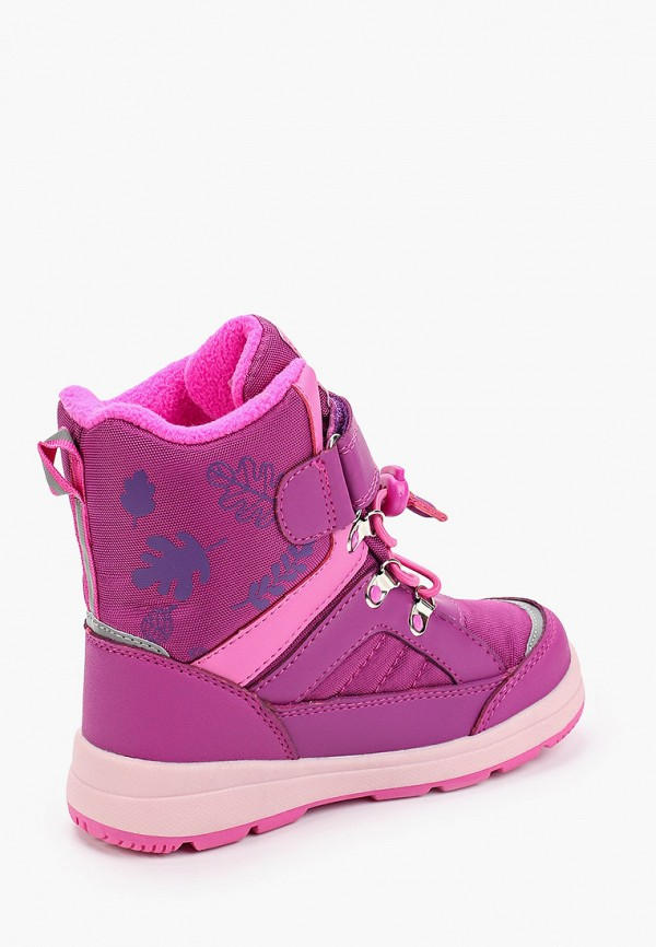 Ботинки для девочки Kakadu 8419D Фото 3