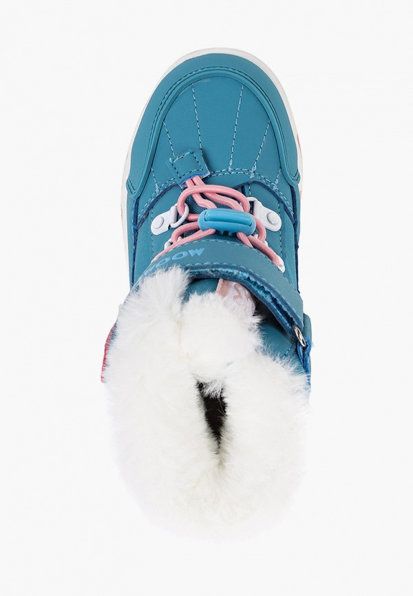 Ботинки для девочки Kakadu 8424B Фото 4