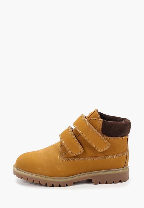 ботинки kakadu малыши, коричневые