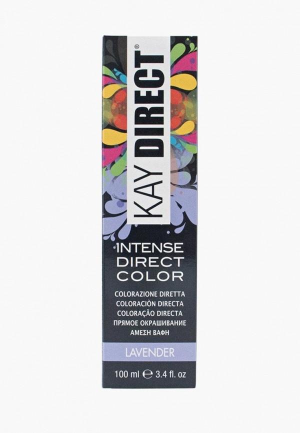 Купить Краска для волос KayPro, прямого действия KAY DIRECT лаванда 100 мл., ka037lwboma9, фиолетовый, Осень-зима 2018/2019