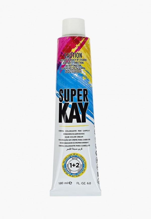 Купить Краска для волос KayPro, 12.0 SUPER KAY ЭКСТРА СУПЕР ПЛАТИНОВЫЙ НАТУРАЛЬНЫЙ БЛОНДИН, 180 МЛ., ka037lwcltf4, белый, Весна-лето 2019