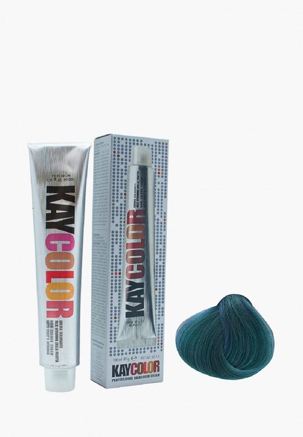 краска для волос kaypro, бирюзовый
