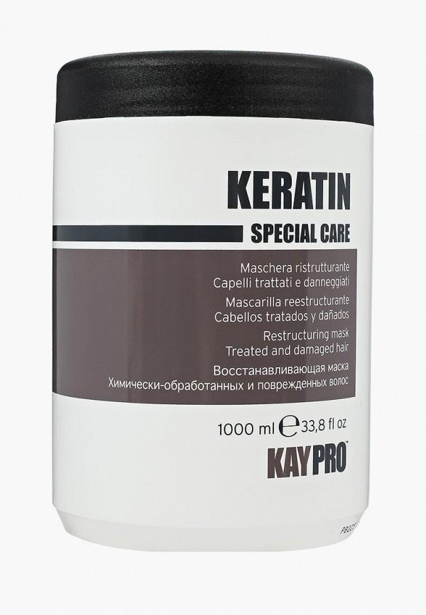 Купить Маска для волос KayPro, восстанавливающая с кератином, 1000 мл, KA037LWUJQ71, Осень-зима 2018/2019