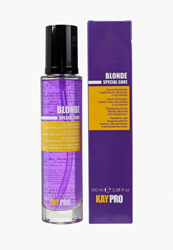 Купить Сыворотка для волос KayPro, с сапфиром для придания яркости, 100 мл, ka037lwujq83, прозрачный, Весна-лето 2019