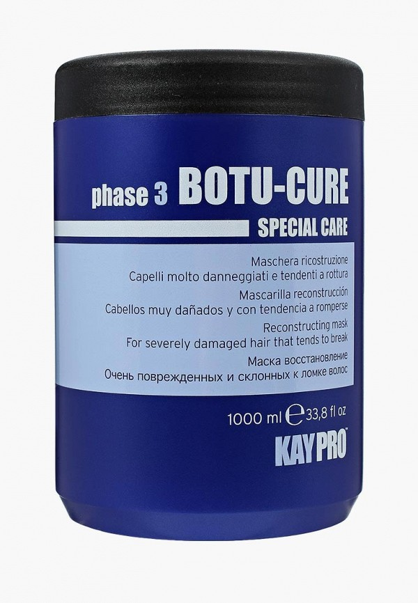Маска для волос KayPro БОТОКС восстанавливающая , 1000 мл