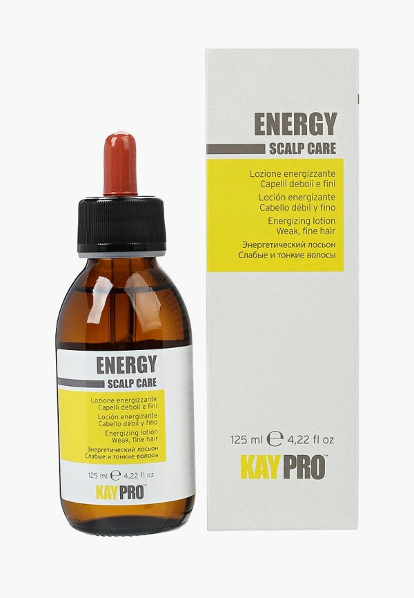 Купить Лосьон для волос KayPro, против выпадения Energy, 125 мл, ka037lwujr10, Осень-зима 2018/2019