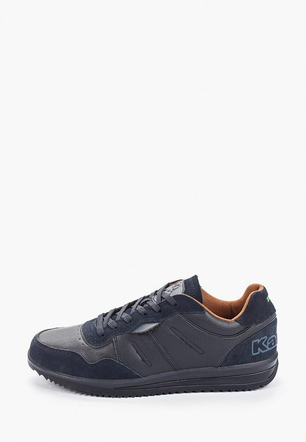 мужские низкие кроссовки kappa, синие