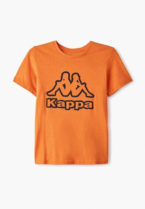 Футболка Kappa Kappa KA039EBGRPE7 цена