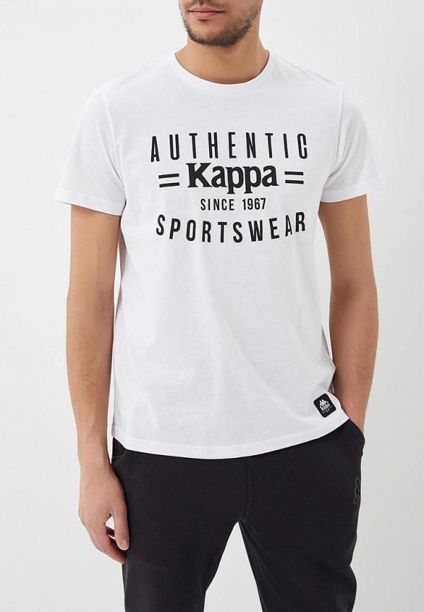 Футболка Kappa Kappa KA039EMAYBN5 спортивная футболка kappa km512tn30