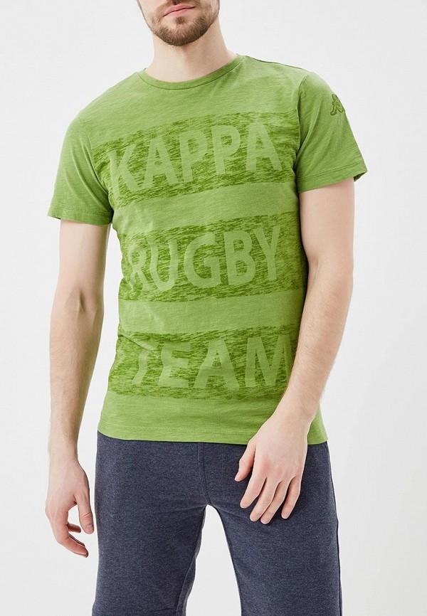 Футболка Kappa Kappa KA039EMAYBP2 спортивная футболка kappa km512tn30