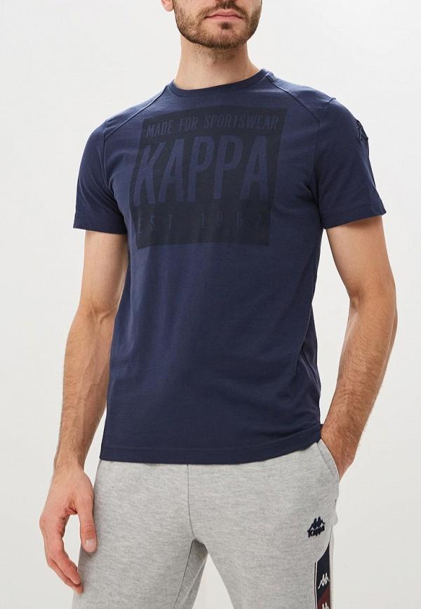 Футболка спортивная Kappa Kappa KA039EMCPRS1 спортивная футболка kappa km512tn30