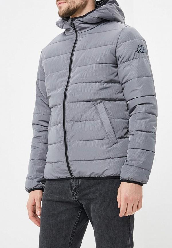 Купить Куртка утепленная Kappa, KA039EMCPRU3, серый, Осень-зима 2018/2019