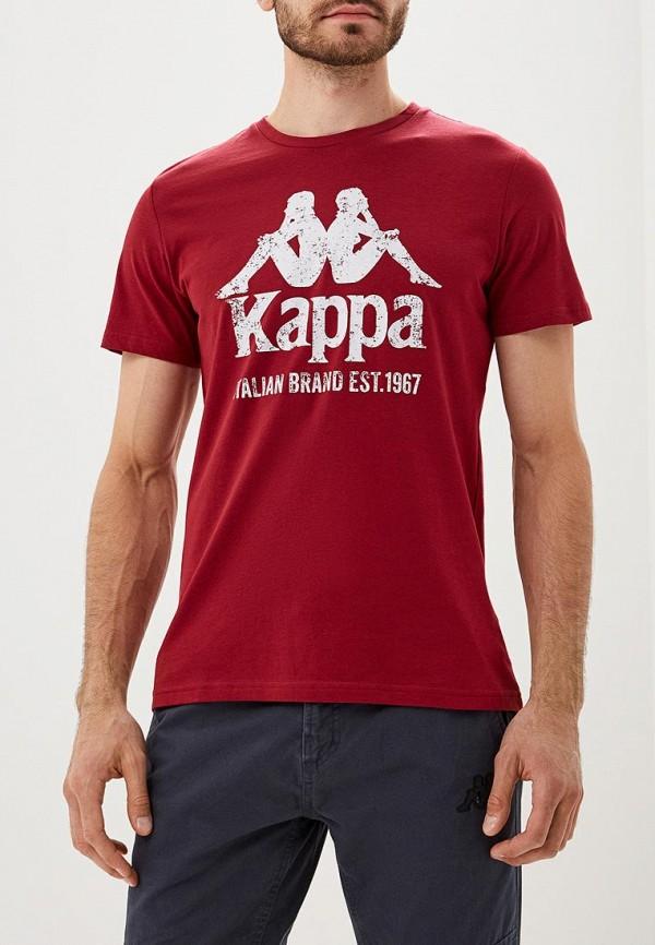 Фото - Футболка Kappa Kappa KA039EMCPRZ3 куртка утепленная kappa kappa ka039emcpru5