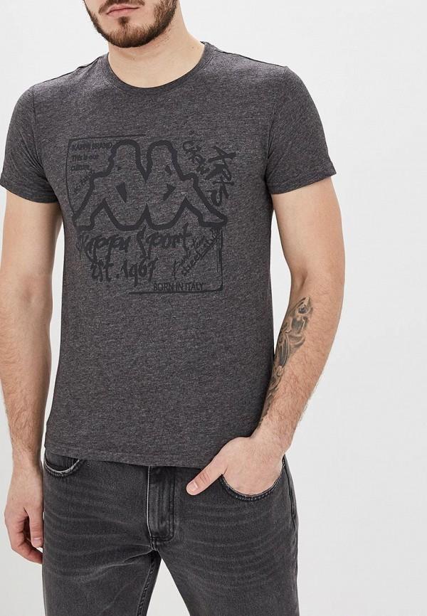 Футболка Kappa Kappa KA039EMEJLI1 футболка kappa kappa ka039ewejln0