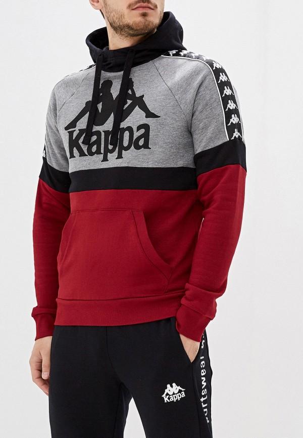 Худи Kappa Kappa KA039EMGFHM6 худи print bar skull gang