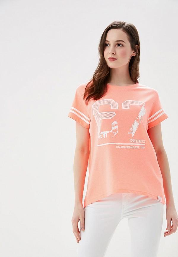 Футболка Kappa Kappa KA039EWEJLN0 футболка kappa kappa ka039ewejln0