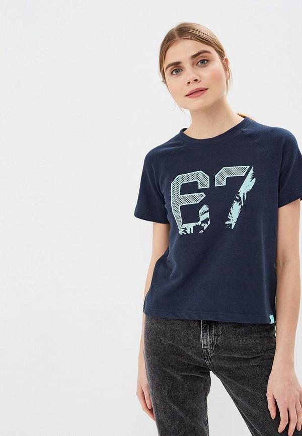 Футболка Kappa Kappa KA039EWEJLQ6 футболка kappa kappa ka039ewejln0