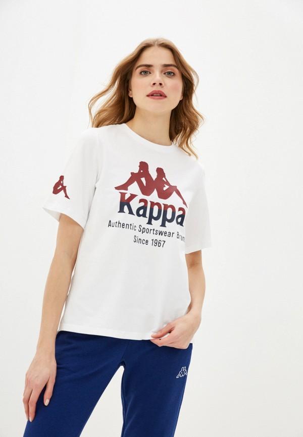 Футболка Kappa Kappa KA039EWIFLB6 цена