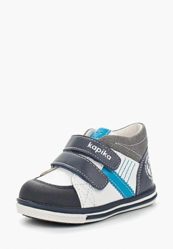 Ботинки Kapika Kapika KA040ABASDT3 kapika kapika ботинки черные