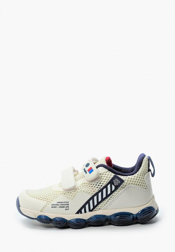 кроссовки kapika для мальчика, белые