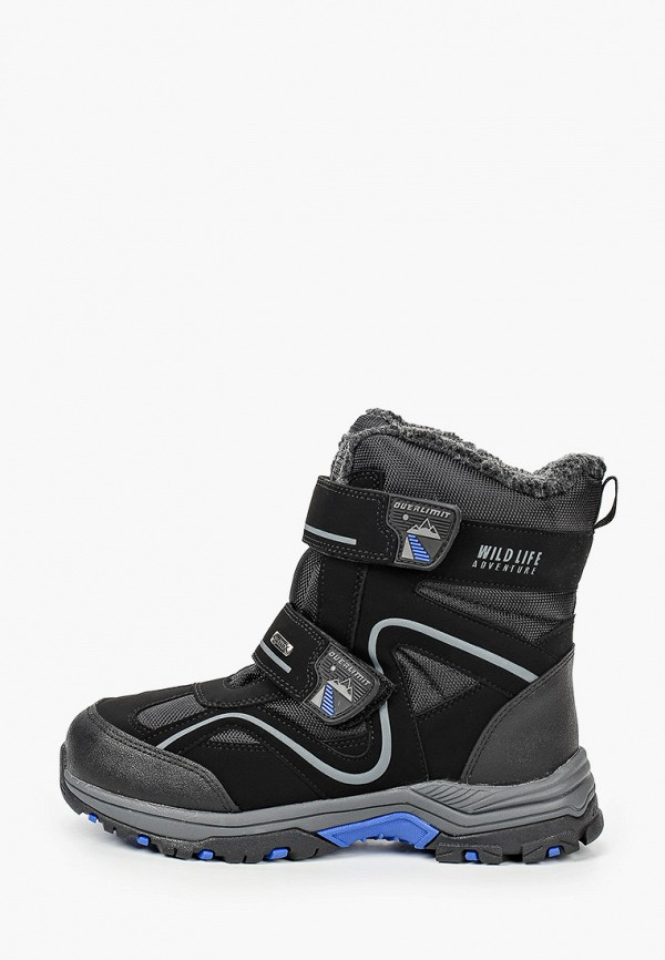 Ботинки для мальчика Kapika 43305-1