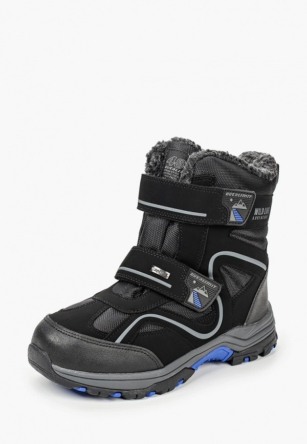 Ботинки для мальчика Kapika 43305-1 Фото 2