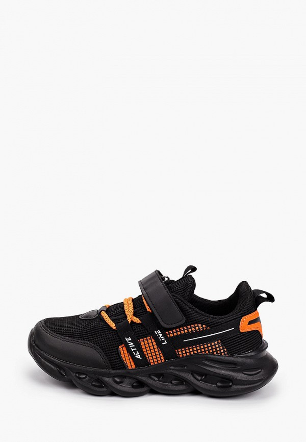 кроссовки kapika для мальчика, черные