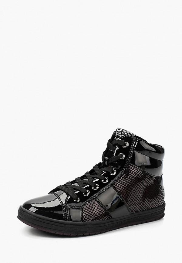 Купить Ботинки Kapika, ka040abzdw54, черный, Осень-зима 2017/2018