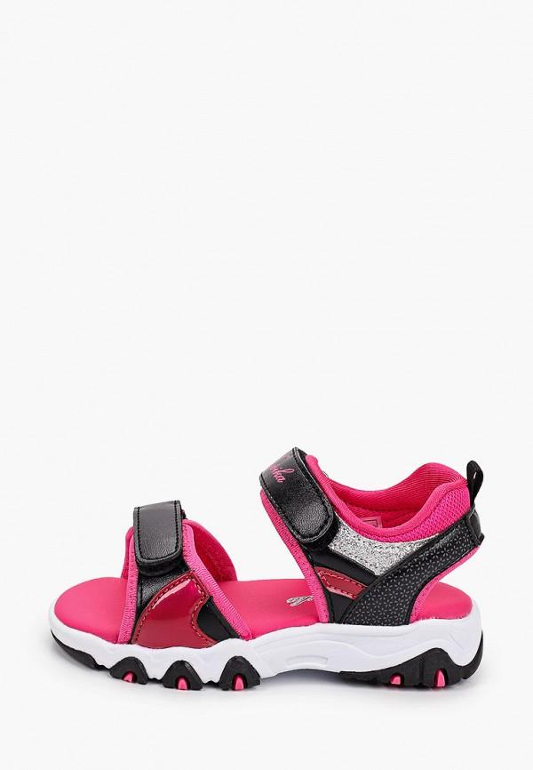 сандалии kapika для девочки, черные