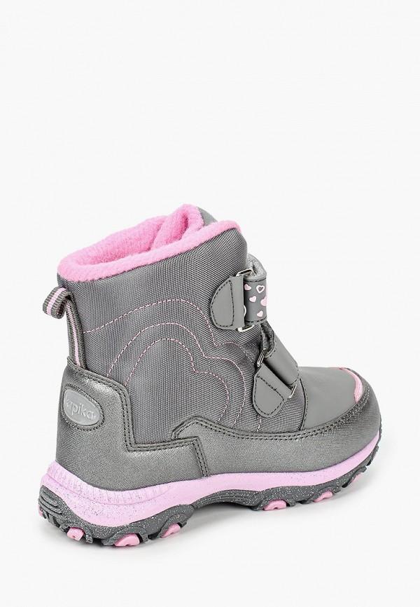 Ботинки для девочки Kapika 42320-1 Фото 3