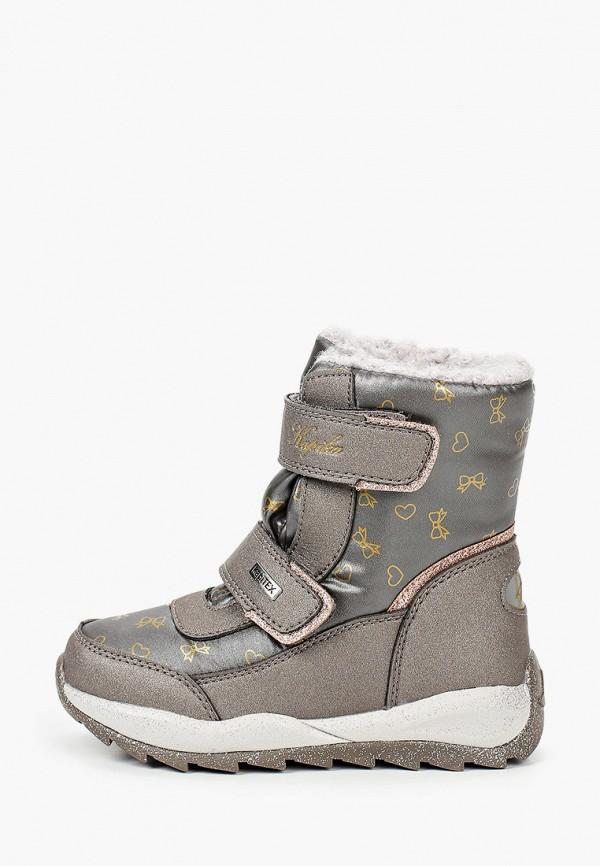 Ботинки для девочки Kapika 42329-1