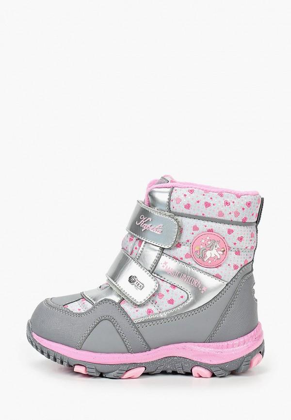 Ботинки для девочки Kapika 42369-2