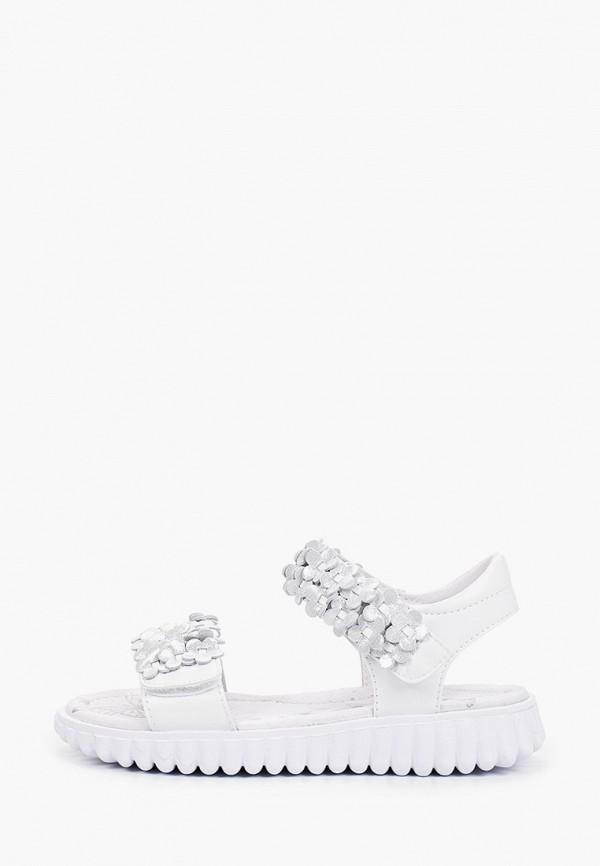 сандалии kapika для девочки, белые